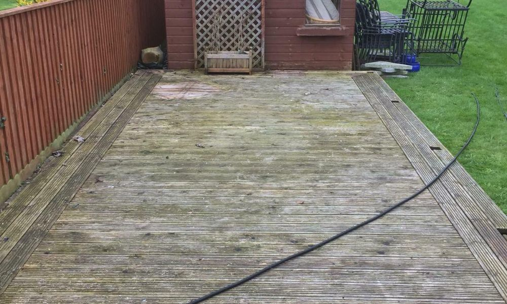 Decking Cleaners Milton Keynes