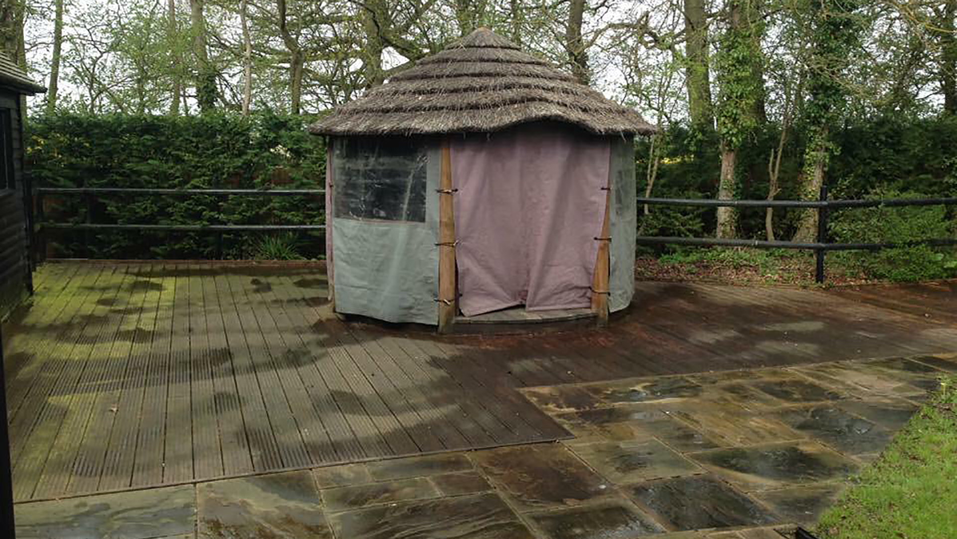 Decking Cleaning Oxfordshire Oxfordshire Decking Cleaners