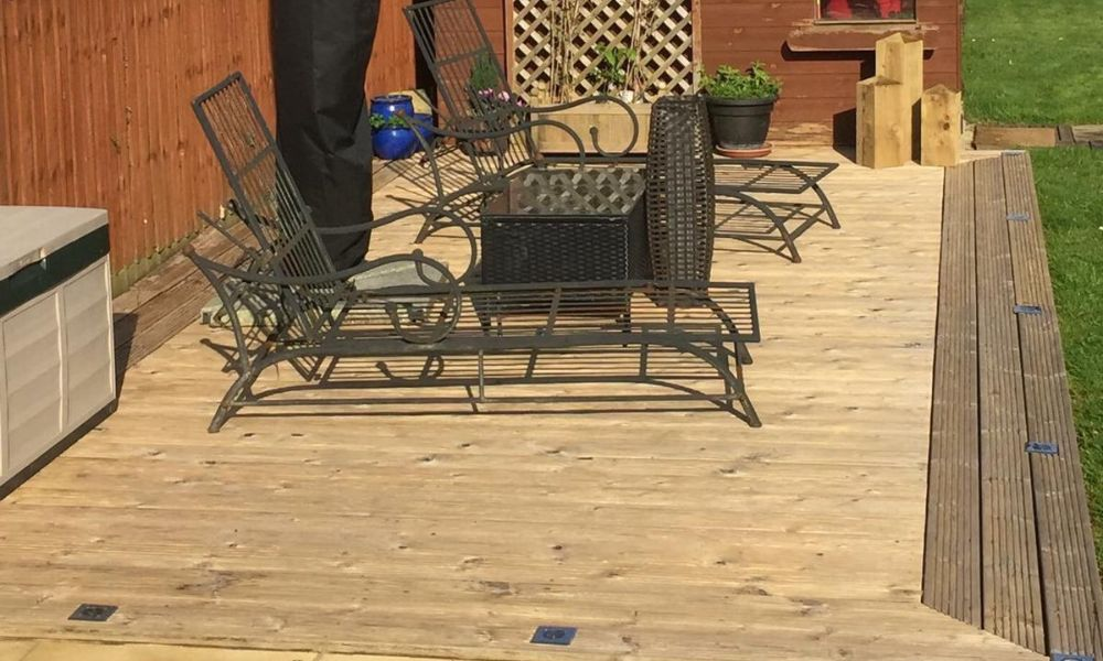 Decking Cleaning Milton Keynes