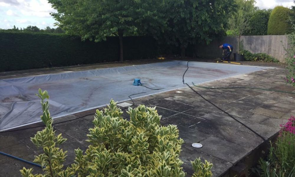 Patio Cleaners Milton Keynes